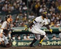 【阪神】ロハス9月初安打「良い流れを断ち切りたくなかった」