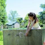 『【乃木坂46】久保史緒里と水の掛け合い・・・』の画像