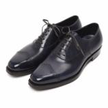 『誂靴 | JOE WORKS JOE-0 PUNCHED CAP TOE (ダイヤモンドキャップ)』の画像