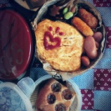 『【THE お弁当~中学生娘~】』の画像