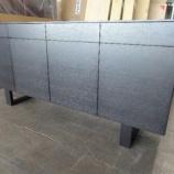 『飛騨高山のシラカワ Plain Counter Board ワイドが1800ミリWG色』の画像