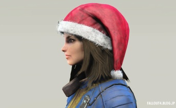 CROSS Santa hat