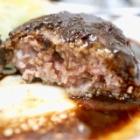 『ランチ 谷町四丁目 【洋食レストラン キートス】ビーフハンバーグ』の画像