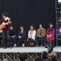 東京大学第64回駒場祭2013 その25(ミス&ミスター東大コンテスト2013の15(ミスター候補を見守るミス候補)
