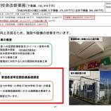 『普通教室のエアコン設置が少し前進! -岡崎市の平成30年定例会が開会-』の画像