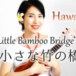 『YouTube:ハワイアン「小さな竹の橋で」』の画像