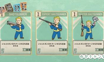 Fallout 76:Shotgunner(Strength)