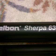 ベルボン Sherpa635II