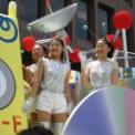 2002年 横浜開港記念みなと祭 国際仮装行列 第50回 ザ よこはまパレード その11(NTT東日本編)