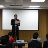 『論文発表会予選(早稲田キャンパス)』の画像