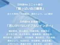 【日向坂46】え?会場の虹を2つに!?