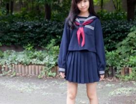 【悲報】はるかぜちゃんの最新セーラー服画像がこちらwwwwwwwwwwwwwww