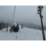 『曇りのち雪。志賀高原初滑り6期スタート。』の画像
