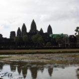 『カンボジア シェムリアップ旅行記12 アンコール・ワット 中編』の画像