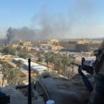 今それどころじゃない…イラクの米大使館にロケット弾3発が着弾、建物を直撃!