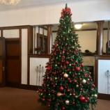 『クラシックなクリスマス空間』の画像