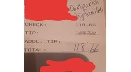 【話題】アメリカ人、チップを払わない客にブチギレ…「時給230円で働く身にもなれ」