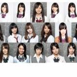 『【乃木坂46】20thシングルはこれくらいスッキリかつ革新的なフォーメーションで・・・』の画像