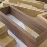 『箸箱つくり』の画像