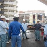 『11/20 関東営業所 現場パトロール』の画像