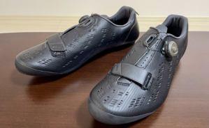 フィット感が良いロード用の靴