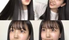 【乃木坂46】美しい黒髪!久保史緒里、シャンプーのCMくるな!