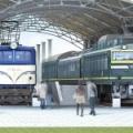 【京都】京都鉄道博物館に53両収蔵、国内最多 500系、EF52、581系… JR西日本、平成28年オープン