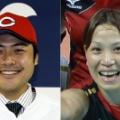 銅メダルも結婚も取った!『竹下佳江現役引退 広島・江草仁貴投手と結婚【バレーボール/野球】』