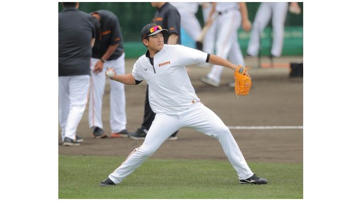 巨人・菅野、オープン戦開幕投手に指名される!
