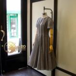 『12枚接切替布タック半袖ドレスが完成しました。』の画像