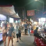 『老大薯條(あにきポテト)は日本のアレだった? 終電間近の士林夜市』の画像