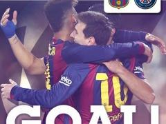 【動画】バルセロナ、前半はネイマールの2得点で2-0!PSGは厳しい状況に!