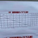 『【Jr3】GRANDE CUP U9』の画像