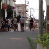 HKT48指原莉乃が何かの撮影? AKB48大島優子はドラマのロケらしい