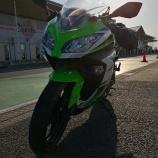 『チューリッヒからNinja250バイク保険更新のご案内が来たよ』の画像