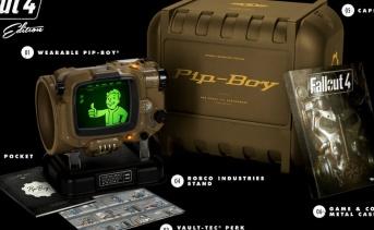 全て売り切れ!Fallout 4 Pip-Boy Editions の人気が凄い