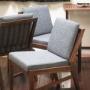 ハンバーグを作って撮って食べて椅子がきた日。