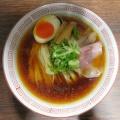 らぁ麺 大金星@横瀬(埼玉県) 「醤油らぁ麺(試作)」
