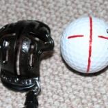 『他人のボールを打ったら・・・』の画像