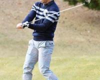 【阪神】江越好調の理由…ゴルフで気付いた「ゆっくり振る」
