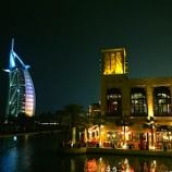 『ドバイ アラビアンなホテル ジュメイラ・ミナ・アサラムにチェックイン』の画像