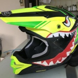 『SHOEI VFX-WR:Shark Teeth in Tany Helm 2nd《完成編》』の画像