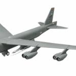 米戦略爆撃機「B-52」がプラモデルになって食玩で登場!「ボーイングコレクション2」