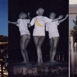 『『三姉妹』裸体像Tシャツ計画』の画像