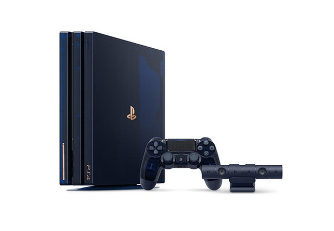 『PS4Pro』2TBモデルが数量限定で8/24発売決定!!デザインも好評