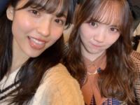 【乃木坂46】早川聖来、誰と写真を撮ってもセクシーになってしまうなwwwwww