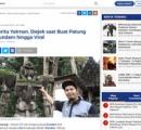 どう見ても「ガンダム」 インドネシアで発見された石像の詳細がついに明らかに