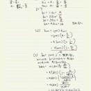 2021年度岐阜大学文理共通数学3番 数学B・数列