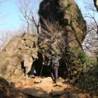 『2014年初登り☆筑波山の奇岩たち』の画像