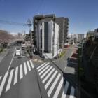 『西武新宿線沿線風景:中野区松が丘周辺 2020/04/17』の画像